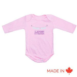 Baby Bodysuit Long Sleeves Shirt One Piece