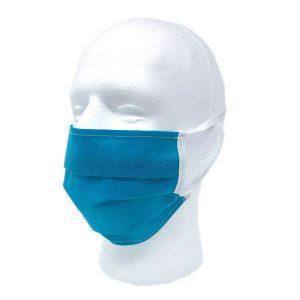 1 Ply Face Mask - Reusable - Head Loop - Polypropylene