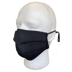 3 Ply Face Mask - Reusable - Adjustable Earloop - Polypropylene