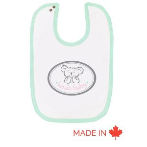 Baby bib Terry (large)
