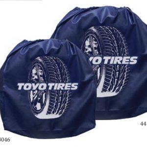 Tire Bag printed - Reusable (Fabric)