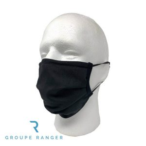 2 Ply Face Mask - Reusable - Adjustable Earloop - Cotton