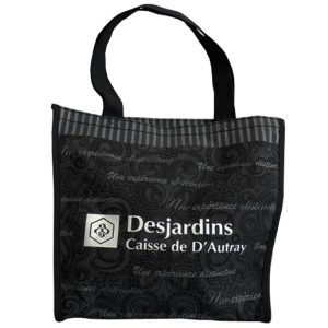 Custom tote bags Polycotton Twill