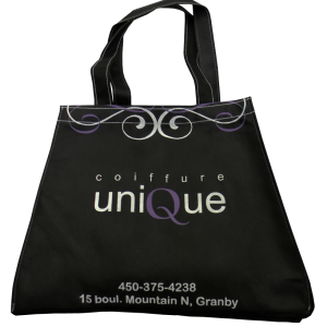 Bags (re-usable) with full gusset - Polypropylene 14x10x5