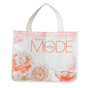 Shopping Bag - Polypropylene 18x14x7